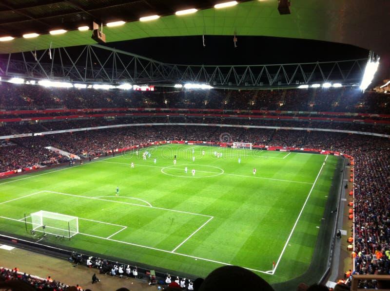 Emirates Stadium fotografie stock