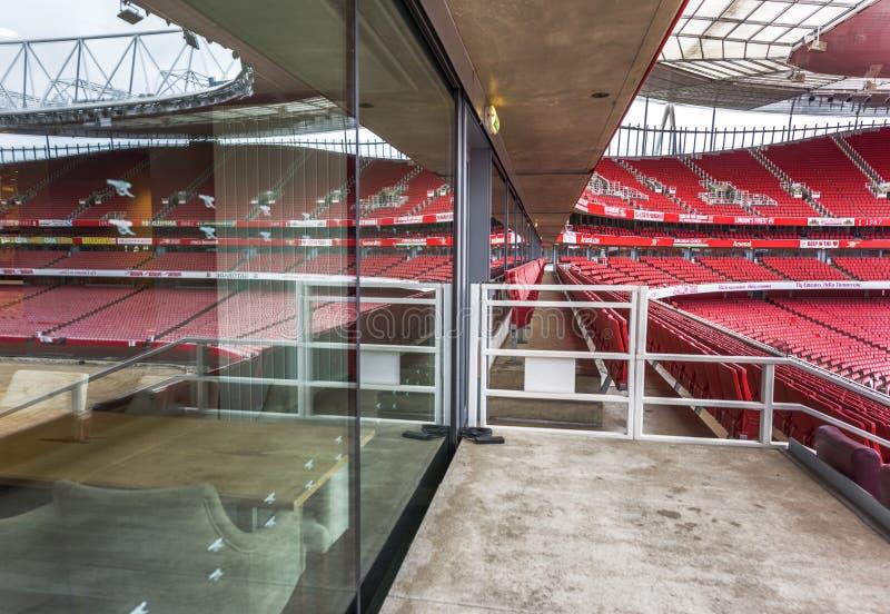The Emirates stadium royalty free stock photography