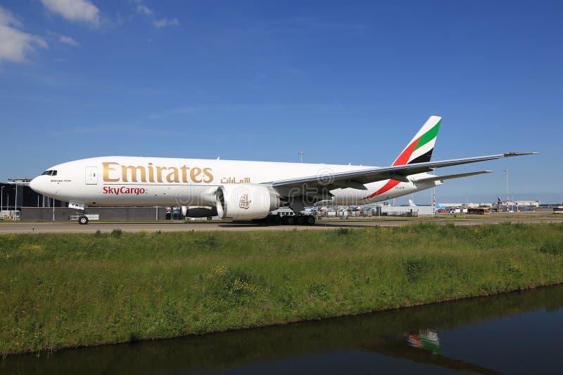 emiraty fotografia stock