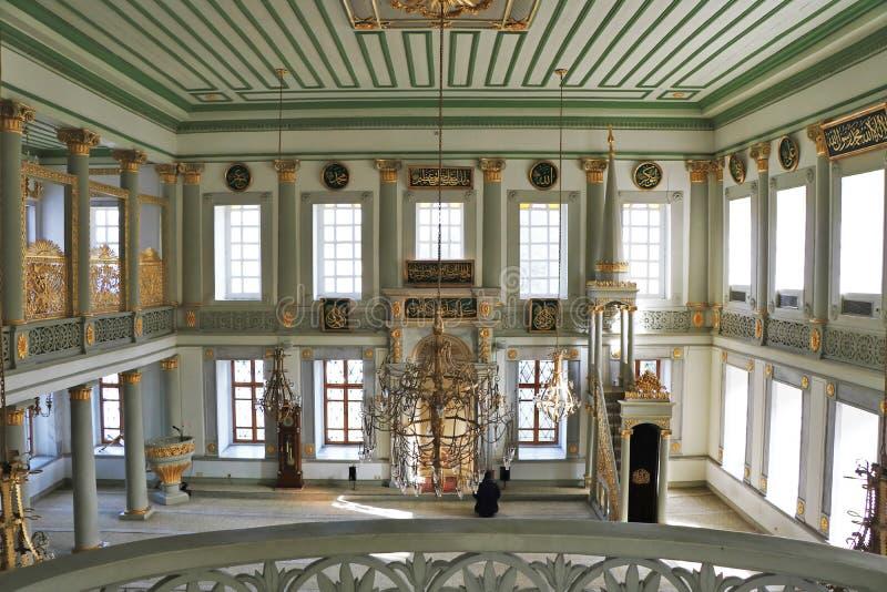 Emirgan Hamid Evvel meczet zdjęcia royalty free