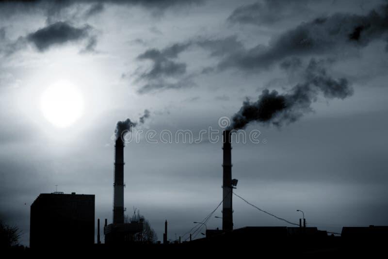 Emissões fotografia de stock royalty free