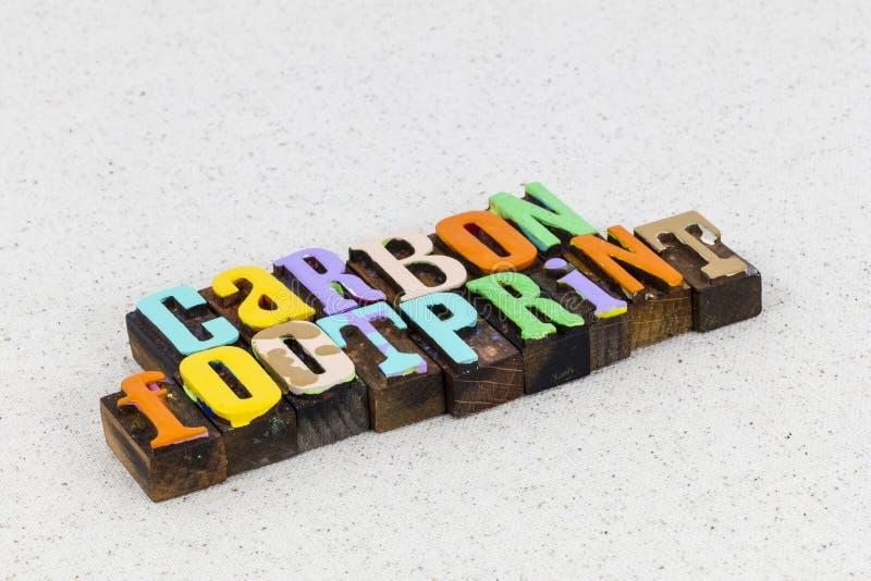 Emissões de carbono alterações climáticas planeta planeta aquecimento global fotos de stock