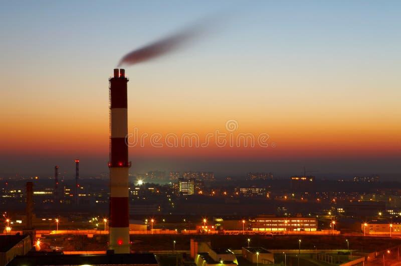 Emissionen lizenzfreie stockfotos