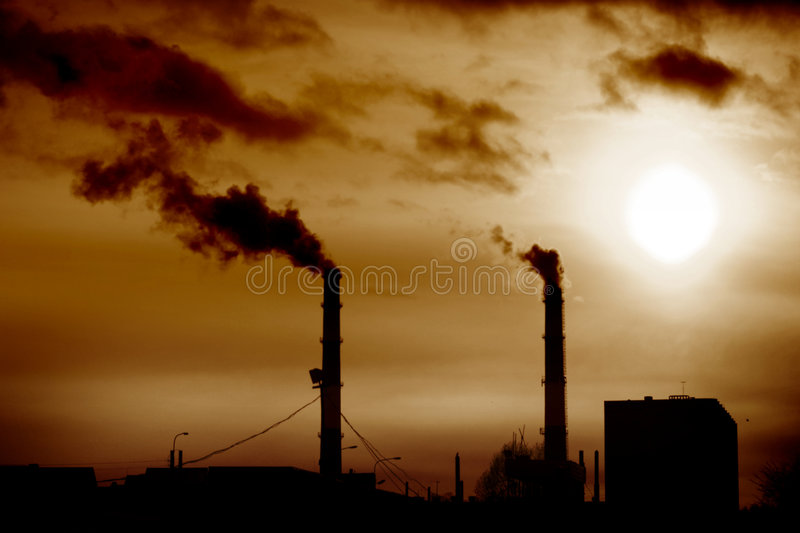 Download Emissions stock photo. Image of petrochemical, danger - 5238136