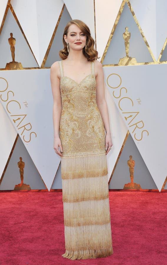Emma Stone images libres de droits