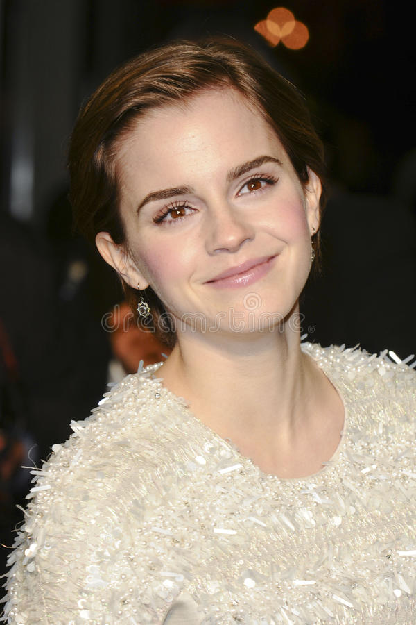 Emma Watson image stock