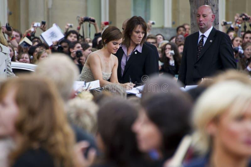 Emma Watson Editorial Photography
