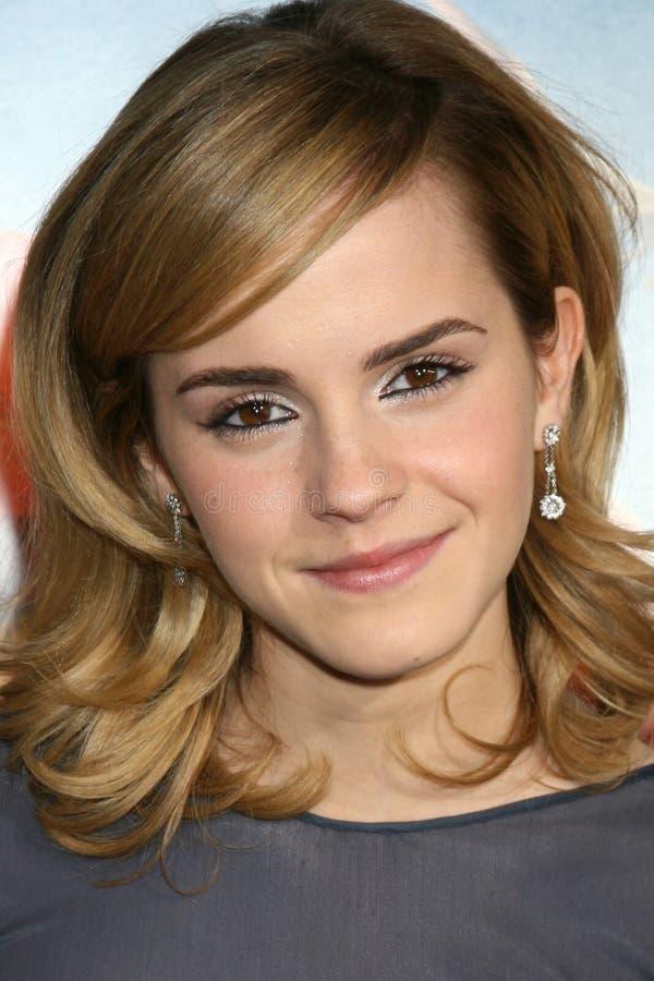 Emma Watson royalty-vrije stock afbeelding
