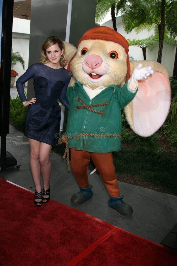 Emma Watson royalty-vrije stock afbeeldingen