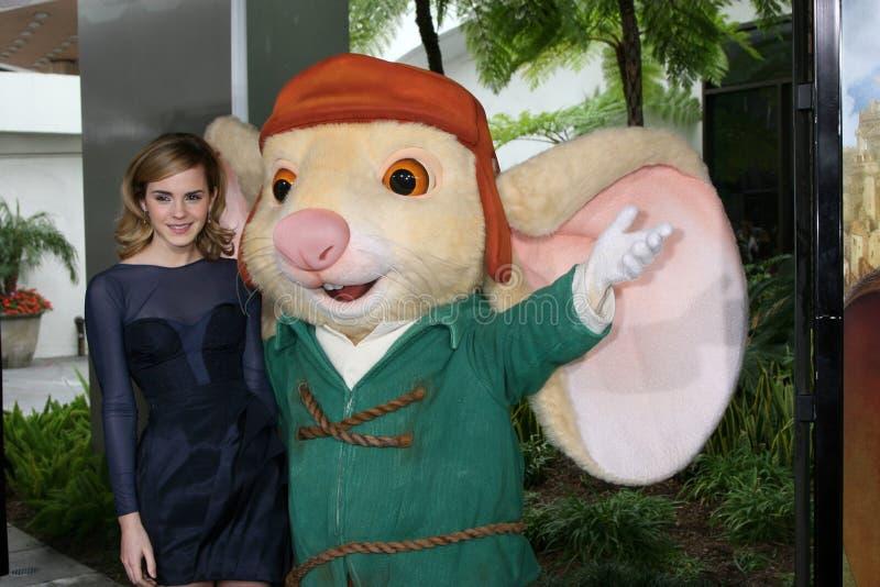 Emma Watson stock afbeelding