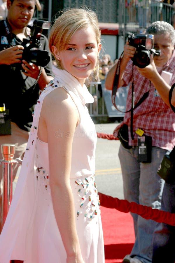 Emma Watson stock afbeeldingen