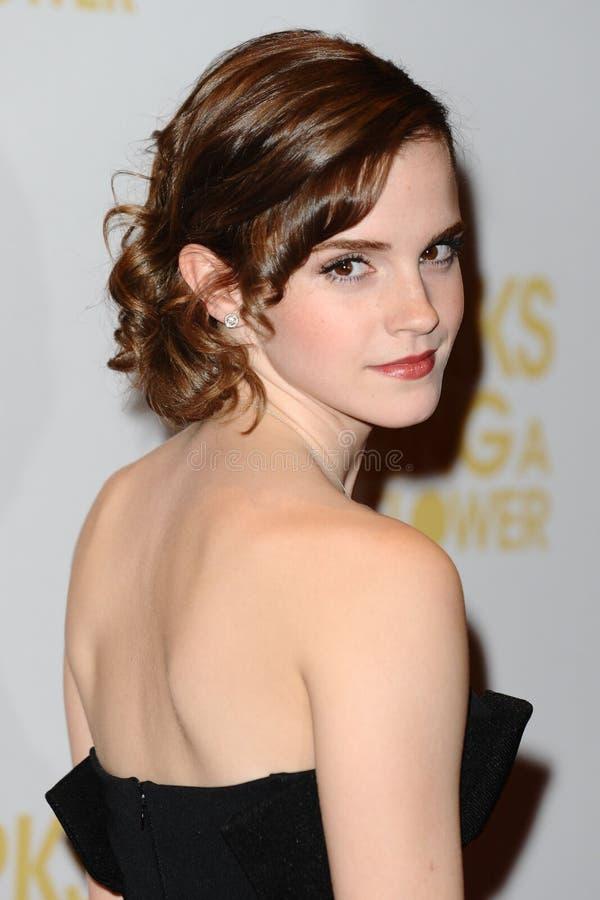 Emma Watson photo stock