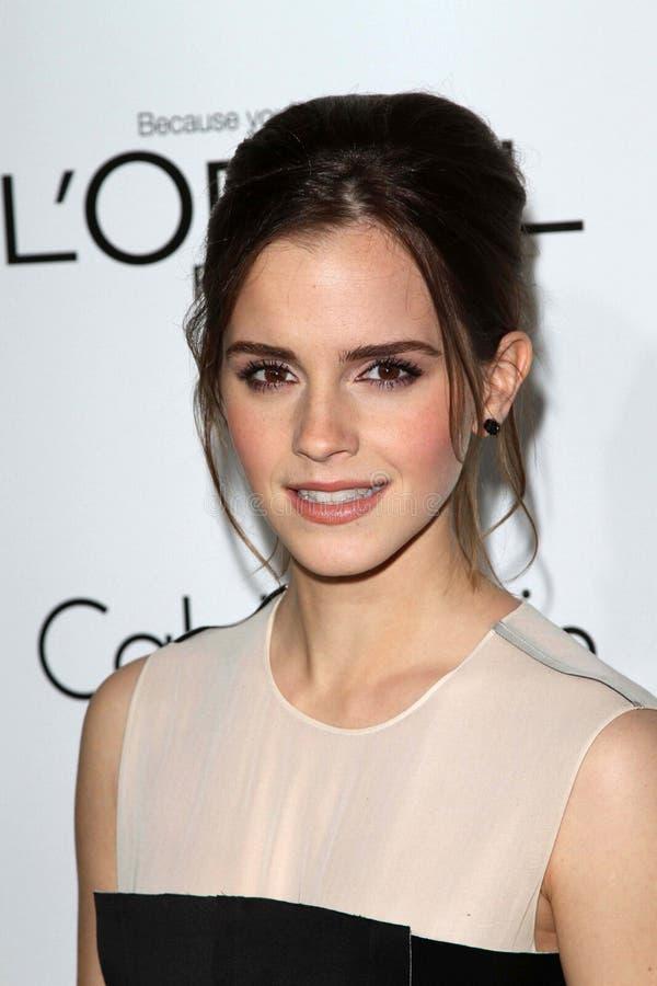 Emma Watson fotos de archivo libres de regalías