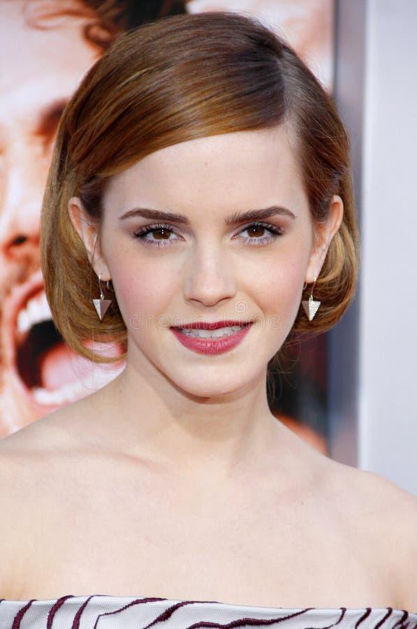 Emma Watson photo libre de droits