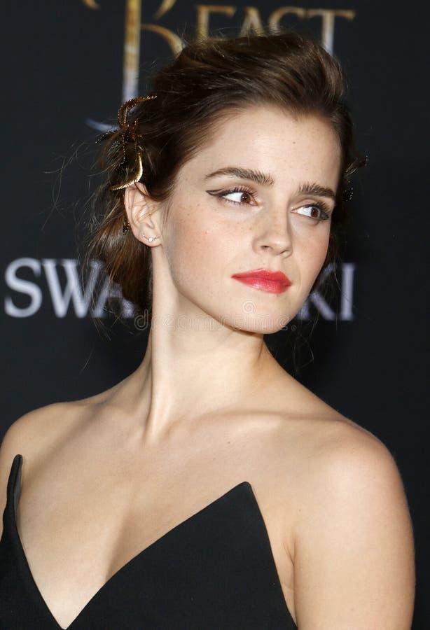 Emma Watson image libre de droits