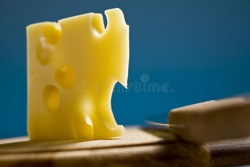 emmenthal serowy szwajcar obraz stock