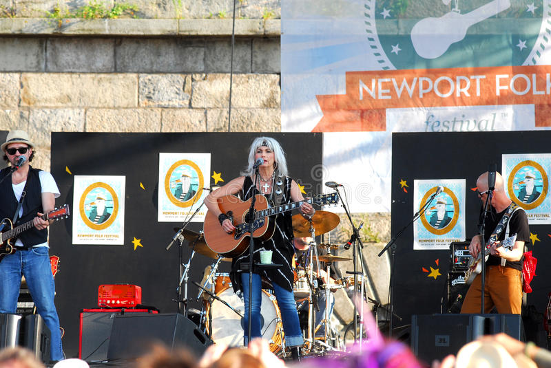 Download Emmylou Harris editorial stock image. Image of music - 20558399