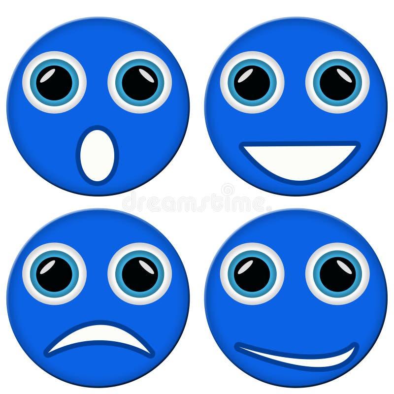 Download Emoção ilustração stock. Ilustração de descanso, surpreendido - 527663