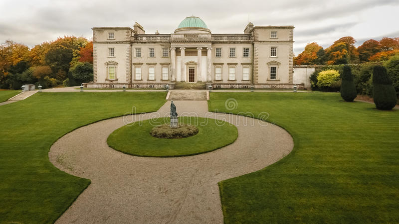 Emo Court House Portlaoise l'irlande photos stock