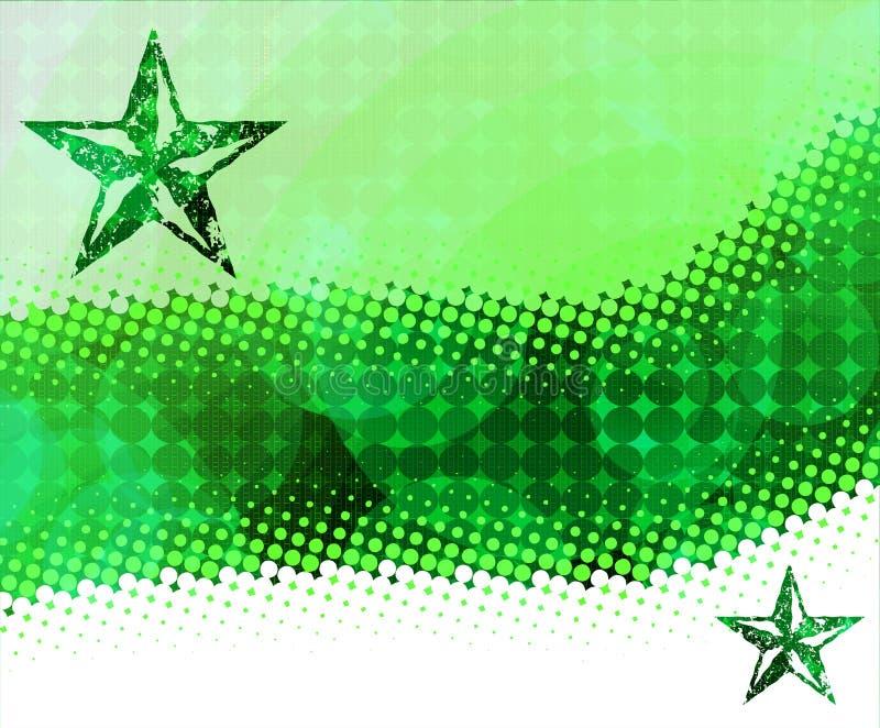 Emo grungebakgrund royaltyfri illustrationer
