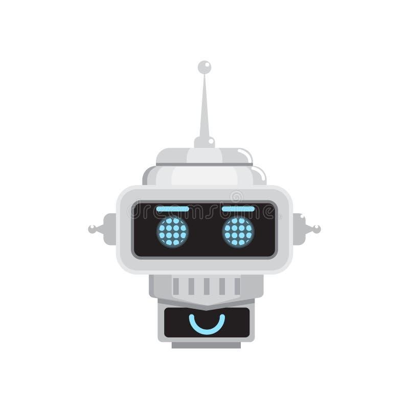 Emoción del robot Ejemplos de Emoji libre illustration