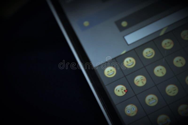 Emoji stock photography