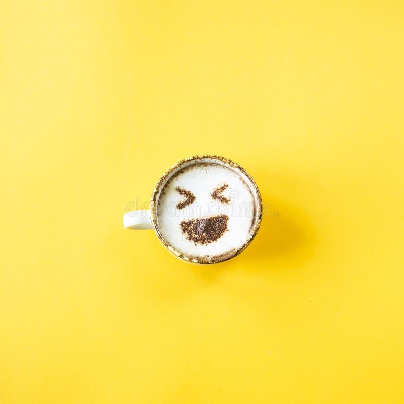 Emoji pour la communication dans les réseaux sociaux photographie stock