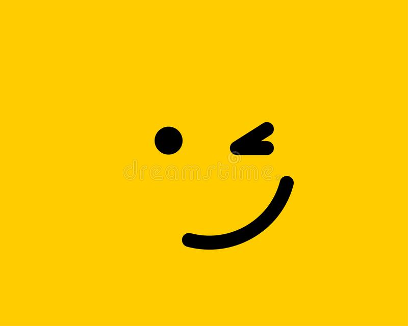 emoji smile icon vector symbol yellow background smiley face cartoon character wallpaper 154932526
