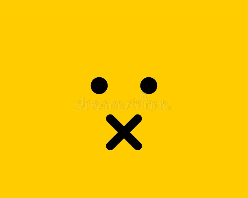 emoji smile icon vector symbol yellow background smiley face cartoon character wallpaper emoji smile icon vector symbol 171191483