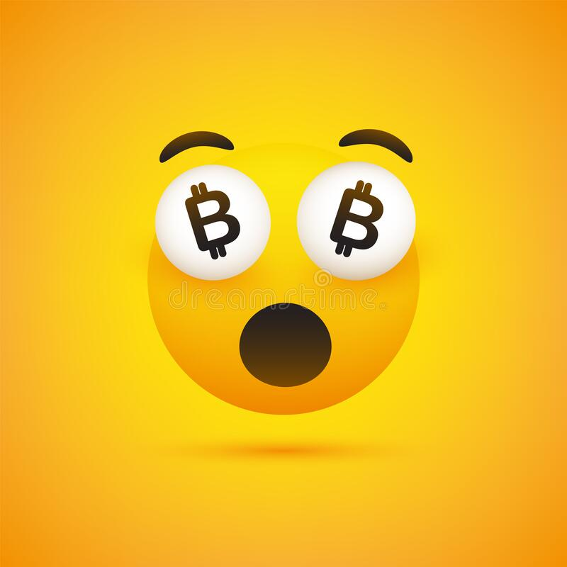 Bitcoin Emoji Stock Illustrations 394 Bitcoin Emoji Stock Illustrations Vectors Clipart Dreamstime