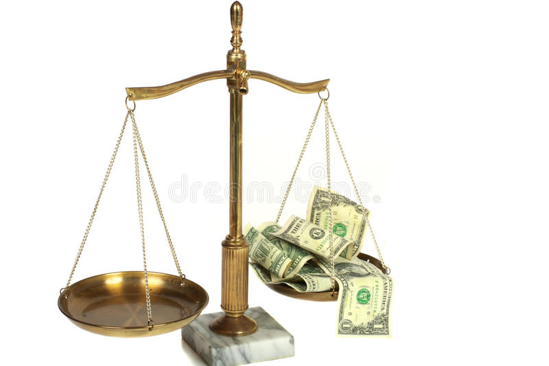 Emolumentos legais fotografia de stock royalty free