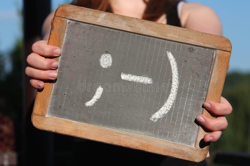 emoticon stock foto's