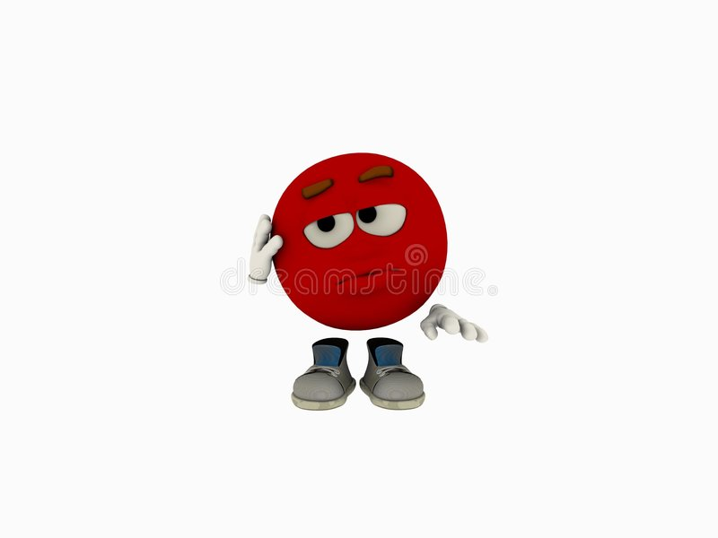 Download Emoticon stock illustration. Image of round, character - 8053539