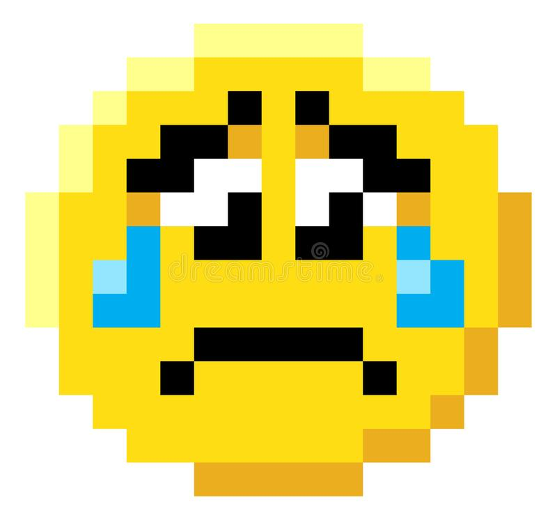 Pixel Art Face Stock Illustrations 1 692 Pixel Art Face