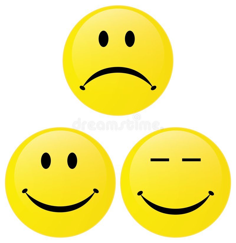 Free Emoticon Group Royalty Free Stock Photography - 7416697