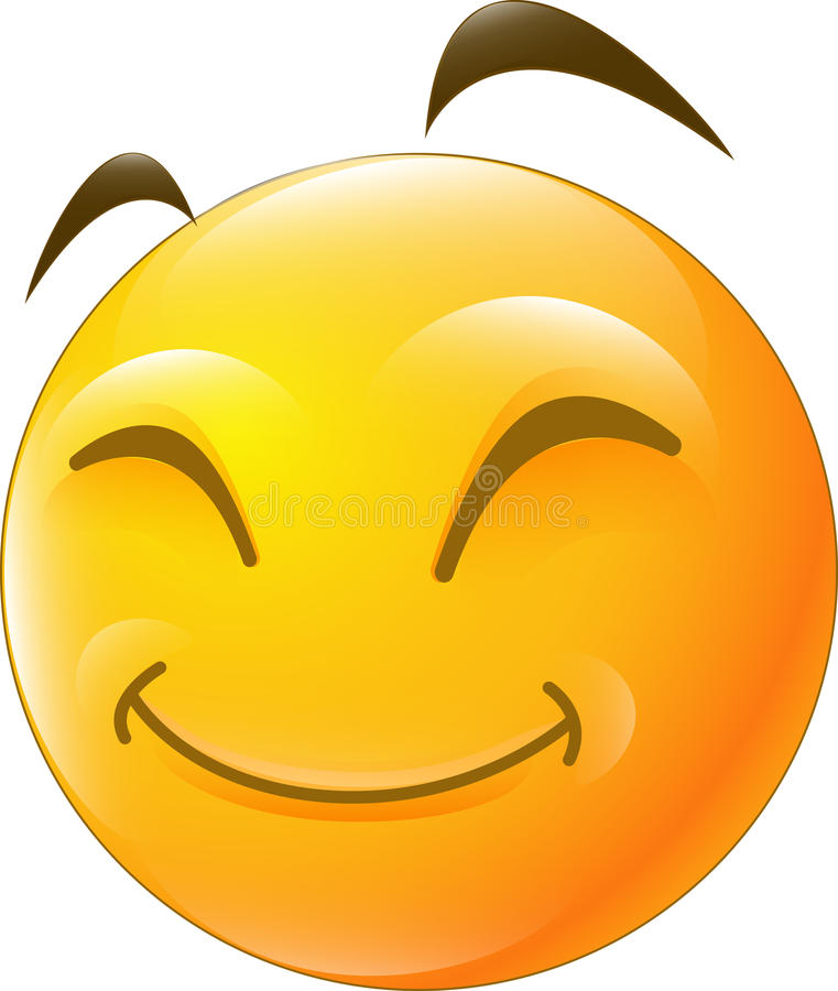Download Emoticon Smile For You Design Stock Images - Image: 32528154