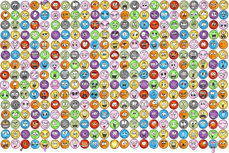 Download Emoticons Emotion Icon Vectors Stock Vector - Image: 29278800