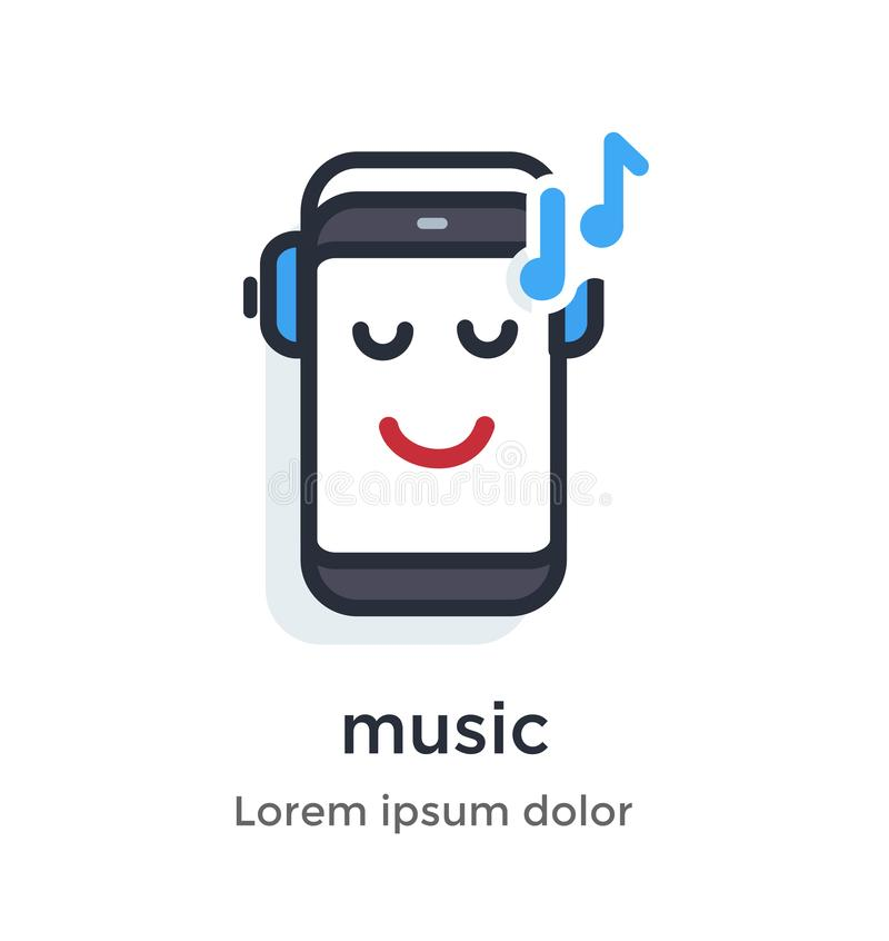 Emotions Music Notes Stock Illustrations – 199 Emotions