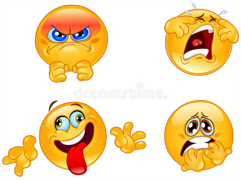 Download Emotions Emoticons Stock Photos - Image: 13602363