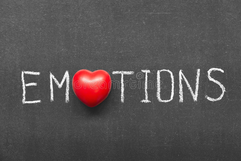 Emotions Stock Image Image Of Phrase Emotions Sincere 43352279