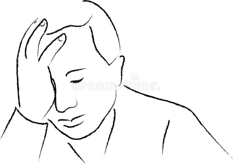 Emozione illustrazione vettoriale