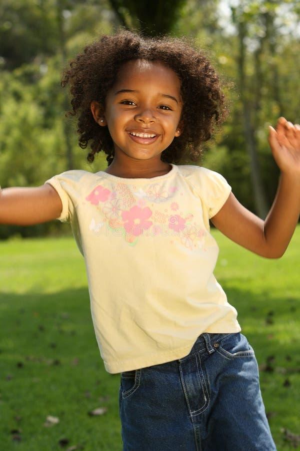 Emozioni, bambino allegro fotografia stock libera da diritti