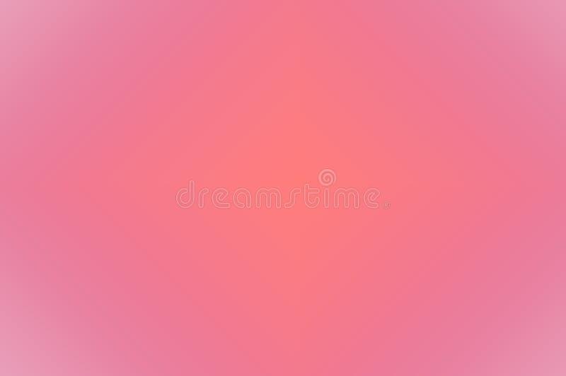 Empañe el fondo soñador dulce de las nubes del color en colores pastel ilustración del vector