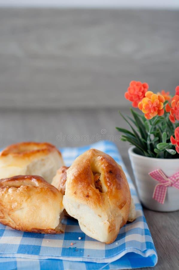 Empanada, пирог мяса стоковые фотографии rf