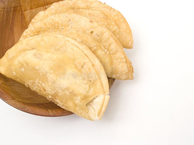empanada 库存图片