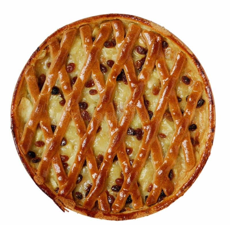 Empanada de Apple imagen de archivo