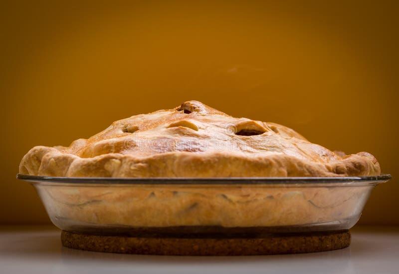 Empanada de manzana hecha en casa fotos de archivo libres de regalías