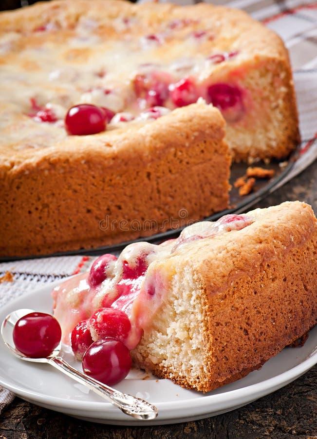 Download Empanada Hecha En Casa Con Las Cerezas Foto de archivo - Imagen de panadería, gastrónomo: 41920672