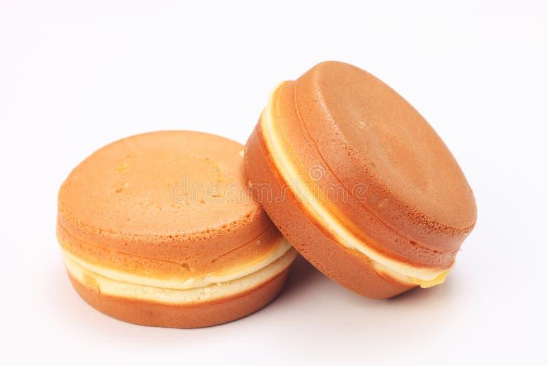 empanada Rueda-formada imagen de archivo