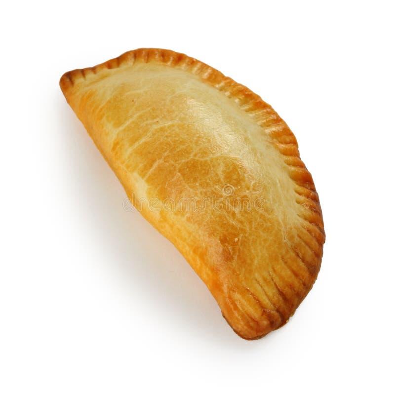 Empanada, vleespastei royalty-vrije stock afbeelding
